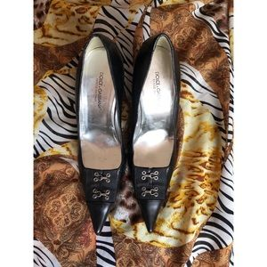 Beautiful Dolce & Gabbana Heels 🖤✨